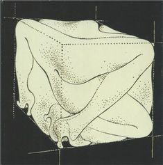 Hans Bellmer/ untitled the cube 1945