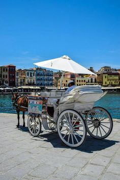 Chania Harbor - Crete, Greece by margo Crete Chania, Crete Greece, Best Places To Travel, Great Places, Places To Visit, Greece Vacation, Greece Travel, Europe In December, Crete Island