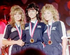 Irlene, Louise, Barbara Mandrell