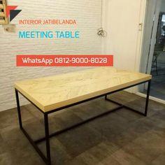 Meja Kerja #JatiBelanda #FurnitureIndonesia #KayuJatiBelanda #FurnitureJatiBelanda