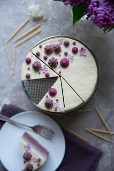 Raw Vegan Gluten-Free Blueberry Cheezecake