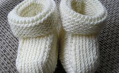 This is a great little bootie pattern! Get more details here .