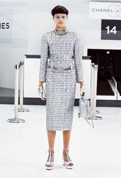 Chanel Runway S/S 16 via @WhoWhatWear