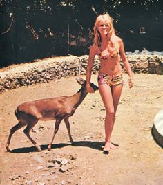 fancydancynancy: ladiesofthe60s: Brigitte...
