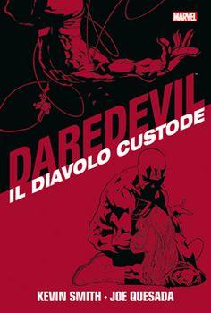 Smith/Quesada - Daredevil: Diavolo Custode // Se letto come dramma, fa ridere. Se letto come parodia di tutto quello che è il fumetto mainstream americano può essere un piccolo capolavoro. Cmq le storie vere di DD sono altre. T [!!!]