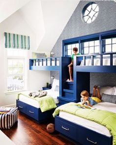 8 Bunk Bed Ideas: Maximize Your Space While Creating Fun And Beautiful Room  Designs Your Kids Will Love!