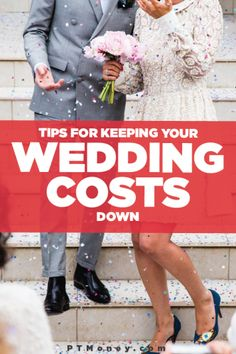 5 Tips For Keeping Crazy Wedding Costs Down