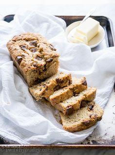 Chocolate Zucchini Bread from @bhg
