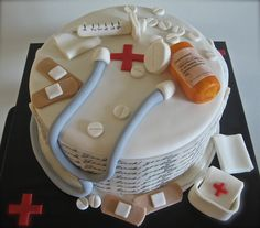 Nurse Cake by TheTopping, via Flickr
