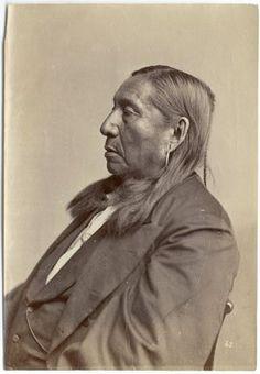 Little Raven (aka Young Crow) - Arapaho - 1877