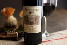 Luxury Wine from Napa Valley | Rutherford Hill Winery #NapaValleyHoliday