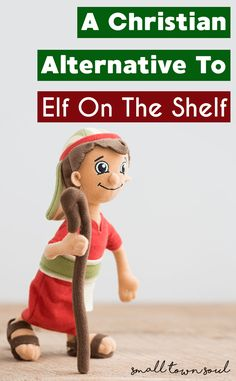This Christian alternative to Elf on the Shelf is all about finding Christ in the Christmas season! Perfect for a Christ-centered Christmas! Christmas Books For Kids, Christmas Activities, All Things Christmas, Christmas Holidays, Christmas Crafts, Christmas Ideas, Christmas Carnival, Country Christmas, Christmas Wishes