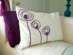 DIY pillows - Bing Images