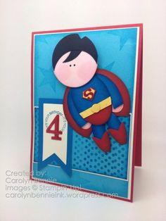 Superman Punchart
