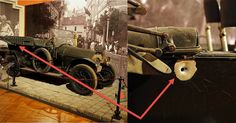 The Car In Which Archduke Ferdinand Was Killed – By Geoff Moore