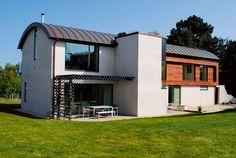 Curved roof   Homebuilding & Renovating