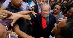 Brazil Prosecutors Seek Arrest of 'Lula,' Former President, in Graft Case - The New York Times