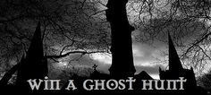 Win a Ghost Hunting Experience with Dusk Till Dawn Events