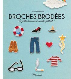 BROCHES BRODÉES by UI NAKABAYASHI, http://www.amazon.ca/dp/2501087097/ref=cm_sw_r_pi_dp_NPbGtb0NF4KRB