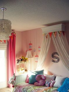 Simple Bed Crown Cornice Tutorial Simple Bed Bed Crown And Crown - Canopy idea bed crown