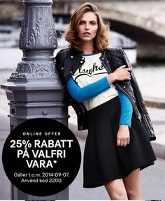H&M: Rabattkod 2014