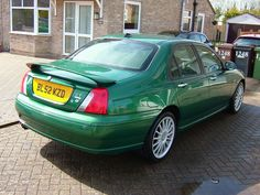 2002 MG ZT 190+ in Cars, Motorcycles & Vehicles, Cars, Rover/ MG | eBay Cars Motorcycles, Beast, Vehicles, Rolling Stock, Vehicle