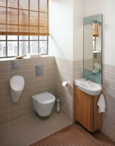 Collectie Tonic Guest | Ideal Standard:  De geïntegreerde oplossing  Voor kleine ruimtes is Tonic Guest de meest ideale en innovatieve oplossing. Een combinatie van meubel, wastafel, spiegel, kraan, accessoires en opbergruimte in verschillende aantrekkelijke toepassingen. Het meubel is verkrijgbaar in verschillende kleuruitvoeringen.