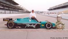 Indy 500 Winner, Indy Cars, Formula 1, Automobile, Indie, Champion, Racing, World, Vintage