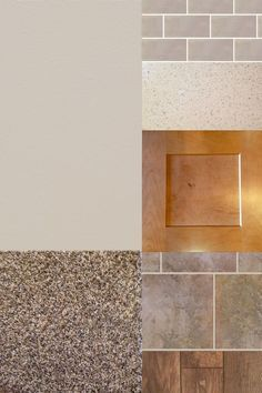 warm grey with maple cabinets - - Yahoo Image Search Results