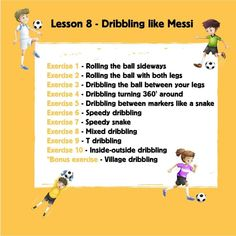 Soccer Training Program, Soccer Coaching, Training Programs, Soccer Practice Drills, Soccer Trainer, Soccer Gifs, Messi And Ronaldo, Kids Soccer, Scholarships For College
