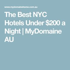 Looking for the best New York City hotels on a budget? Nyc Hotels, Good Things, Night, Life, America, York, Usa