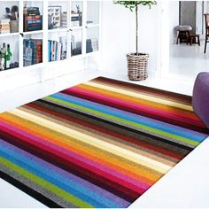 Free delivery over to most of the UK ✓ Great Selection ✓ Excellent customer service ✓ Find everything for a beautiful home Carpet Design, Rugs Online, Colorful Rugs, Rugs On Carpet, Creative Design, Linens, Basement, Area Rugs, Bedroom Decor