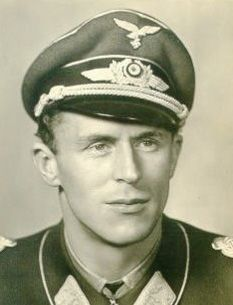 """Johannes """"Hannes"""" Trautloft (3 March 1912 – 11 January 1995) was a German World War II fighter ace who served in the Luftwaffe from 1932 until the end of the war and again from 1957–1970. He flew 560 combat sorties and was credited with 58 victories. He was regarded as a very competent leader, and much respected from those serving beneath him. With the outbreak of the Spanish Civil War, Trautloft was one of six pilots sent aboard the Ursaramo to Cadiz to secretly aid General Franco."""