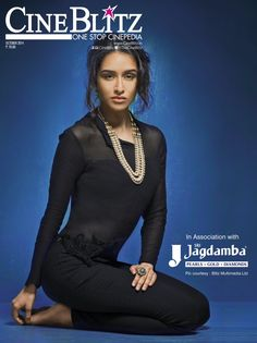 Gorgeous #ShraddhaKapoor makes perfect style statement with #JagdambaPearls's new Bollywood collection.   Now available at our Flagship store #JagdambaPearls  #Jpearls