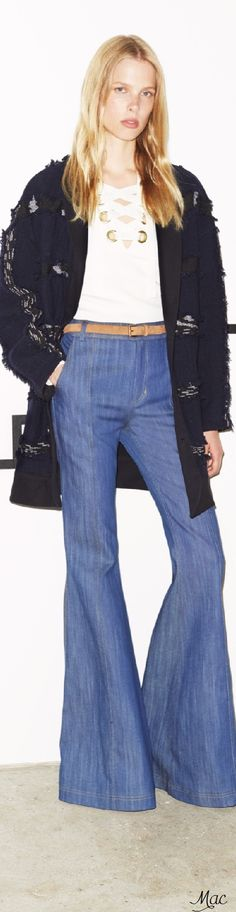 Resort 2016 Derek Lam 10 Crosby