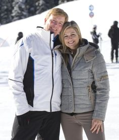 Maxima and Willem Alexander Lech, Austria 2013