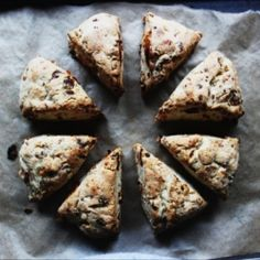 White Stilton & Apricot Scones