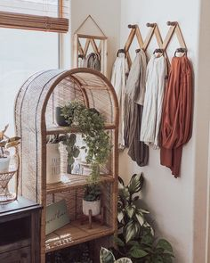 My New Room, My Room, My Living Room, Living Spaces, Wicker Shelf, Estilo Boho, Rattan Furniture, House Rooms, Boho Decor