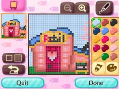 Log in - The most creative designs Acnl Paths, Motif Acnl, Ac New Leaf, Happy Home Designer, Post Animal, Animal Crossing Game, Cute Games, Qr Codes, Cool Walls