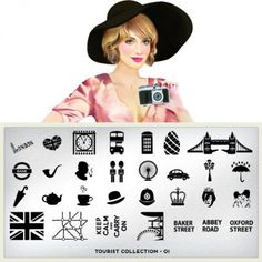 MoYou-London Nail Art Image Plate Tourist Collection 01 MoYou http://www.amazon.com/dp/B00EDR1C26/ref=cm_sw_r_pi_dp_hpc8ub0X8031Z