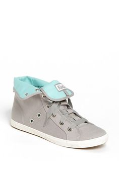 I use to love Keds...check out these new style of Keds. Cute