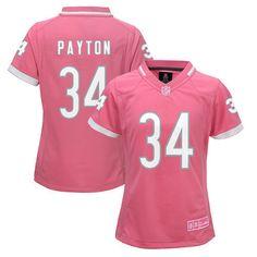 Walter-Payton-Chicago-Bears-Girls-Youth-Pink-Fashion-Bubble-Gum-Jersey b96e5b5bd