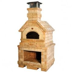 Pizza Oven Fireplace, Brick Oven Pizza, Pizza Oven Outdoor, Wood Oven, Wood Fired Oven, Wood Fired Pizza, Outside Fireplace, Backyard Fireplace, Outdoor Fireplaces