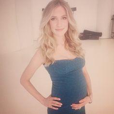 Pregnant and Fit Kristin Cavallari Fit Pregnancy cover shoot