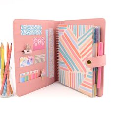 """Planner cover for Erin Condren, Happy Planner, Bloom planner or other 7""""x9"""" planners by CocoaPaper"""