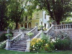 Daly Mansion, Bitterroot Valley, Montana.  A beautiful spot for destination weddings!