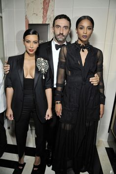 Riccardo Tisci Leaves Givenchy – BellaVitaStyle