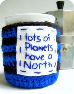 Coffee Mug Tea Cup cozy Ninth Doctor Who blue door KnotworkShop, $16.00 I need this and I need it now .