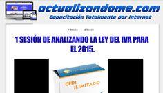 CURSO GRATUITO DE IVA 2015