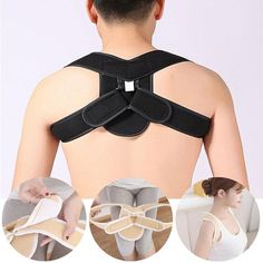 Back Posture Brace for Posture Correction Male and Female - The Natural Posture